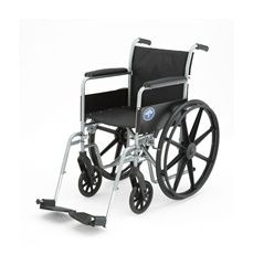 Medline Excel K1 Manual #Wheelchair - $186.00 at www.EganMedical.com - #MedicalEquipment #Mobility - http://www.eganmedical.com/K1-Manual-Wheelchair-p/dmemb-mds806150ee.htm