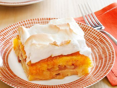 Apple-Bread Pudding Cake
