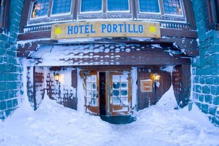 Portillo, Chile - Skiing