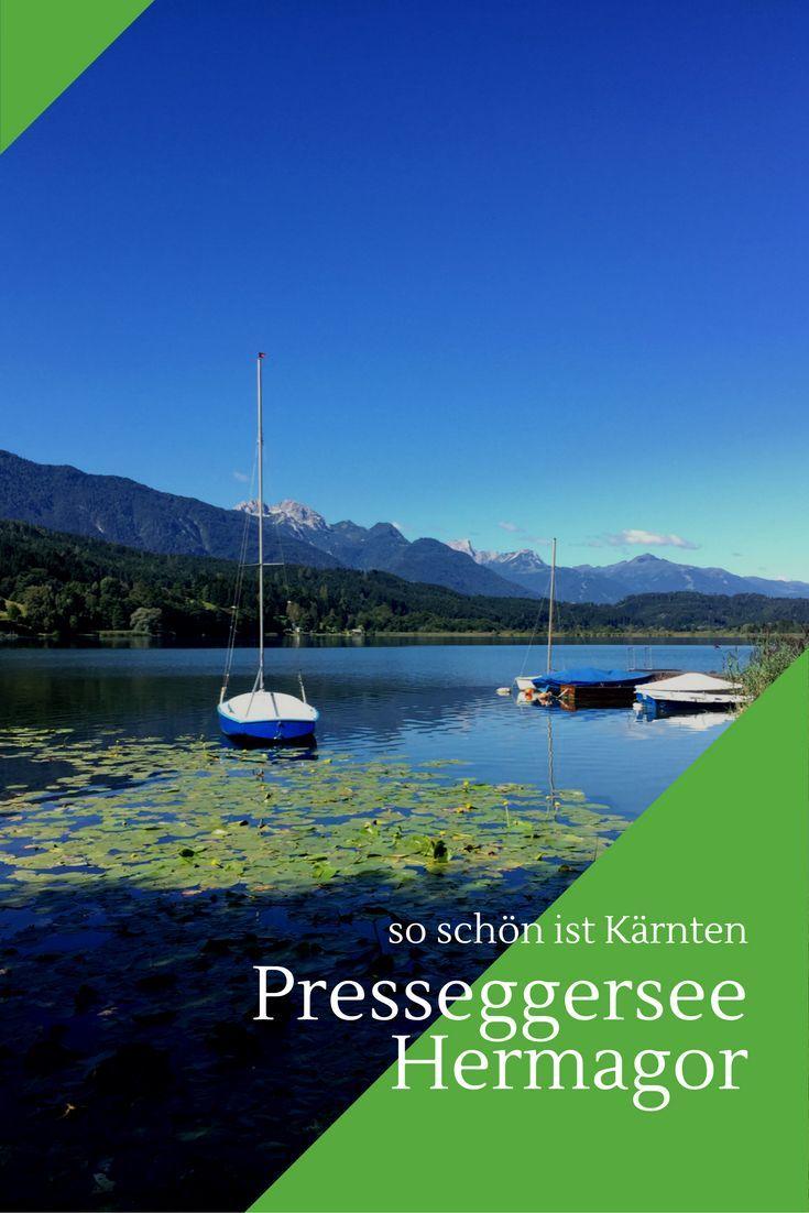 Rundweg um den Presseggersee. #presseggersee #nassfeld #hermagor