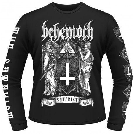 Tricou maneca lunga Behemoth: The Satanist