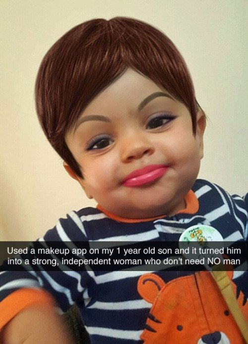 28 Funny Kid Pictures You Just Have to See That's what we all want, Anicca. Parenting done right. He could've got some iron from it, you don't know. Nah, you saved her. Be careful with that water… Oh God, I feel so old. But she wanted to! There will come a day when the great …