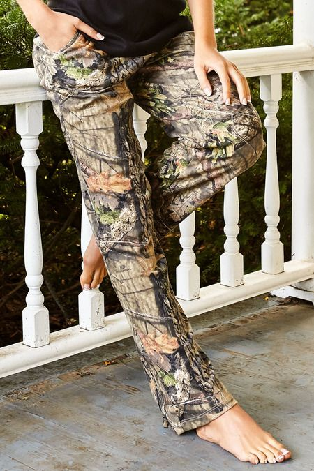 Mossy Oak® Break-up® Country Camo Sleep/Lounge Pants