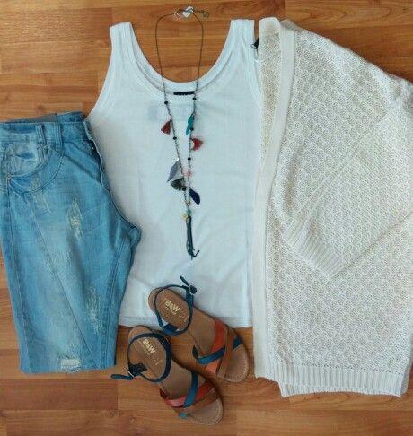 Un Outfit imprescindible para este verano, consíguelo en www.carumamoda.es