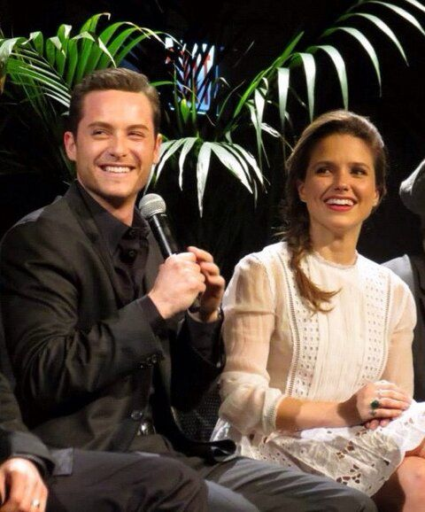 Jesse Lee Soffer & Sophia Bush. Hey guys, can you maybe stop being so perfect? Kay thanks.