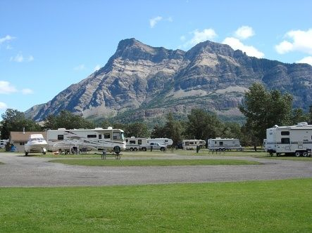 Across the border from Glacier National Park is Canada's Waterton National Park - where the trails are pet friendly! Next time, we'll be staying here.