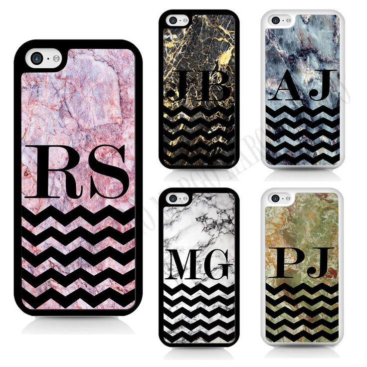 PERSONALISED MARBLE CHEVRON MONOGRAM PHONE CASE IPHONE SAMSUNG SONY | Cell Phones & Accessories, Cell Phone Accessories, Cases, Covers & Skins | eBay!