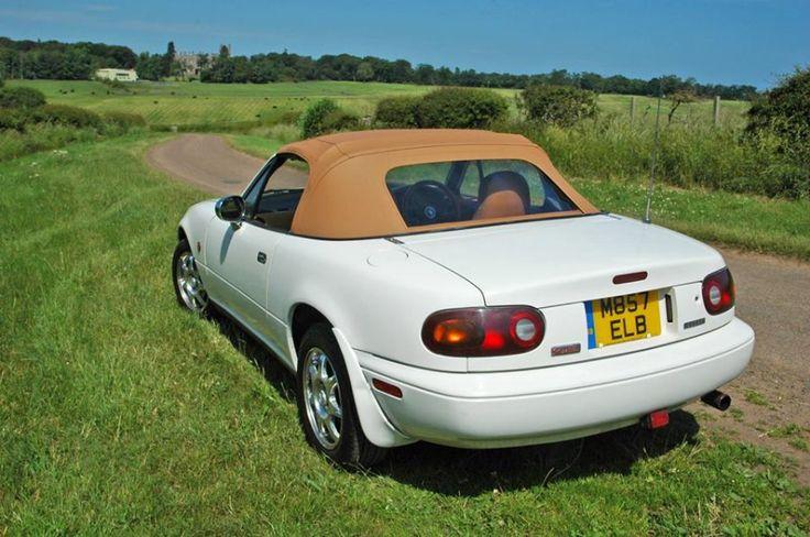 Mazda MX5, Eunos & RX7 for sale: Eunos 1.8 V-Special - Chaste White