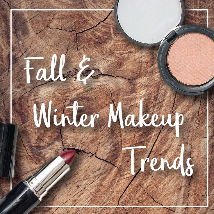 Fall and winter makeup trends. Some makeup trends don't always meet the realistic and achievable parts of everyday wear. We've scoured the internet to put together a list of trends that don't require an exhausting amount of time and effort and only take one product to achieve! fall makeup looks | winter makeup looks | fall makeup trends | winter makeup trends | fall makeup 2017 | winter makeup 2017
