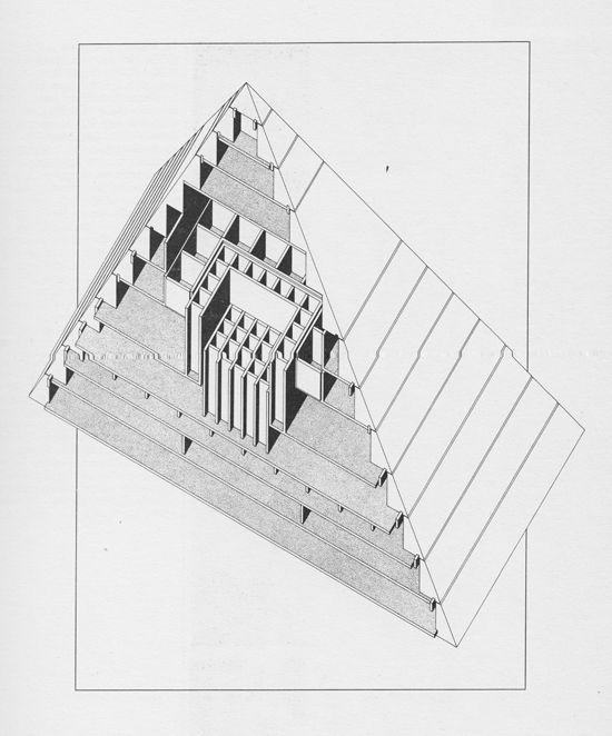 Gae Aulenti, la scatola armonica, XVII triennale