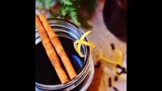How to make the perfect German mulled wine or Glühwein.