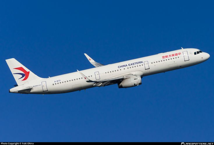 B-8172 China Eastern Airlines Airbus A321-231(WL)