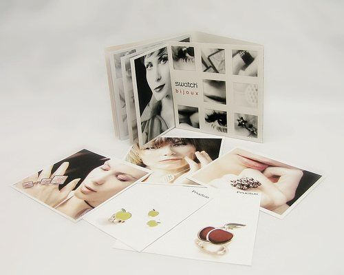 Best Jewelry Brochures Images On   Catalogue Design