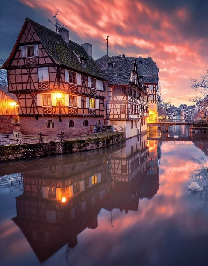 25 best ideas about strasbourg on pinterest alsace for Au fond du jardin strasbourg