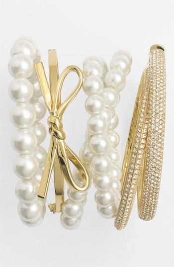 Beautiful Jewelry bracelet www.finditforweddings.com - popculturez.com