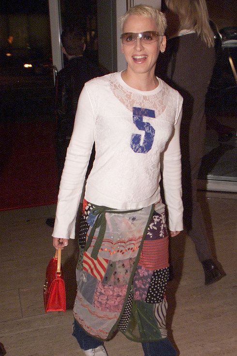 A Brief History Of Lori Petty's Red Carpet Style