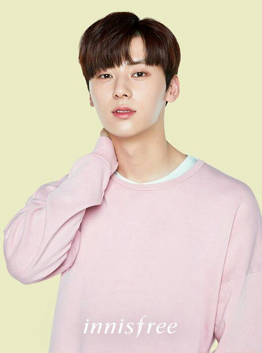 Innisfree - Hwang Minhyun Wanna One