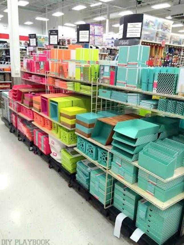 Easy and Stylish Organizing: 1 box, 2 ways - DIY Playbook