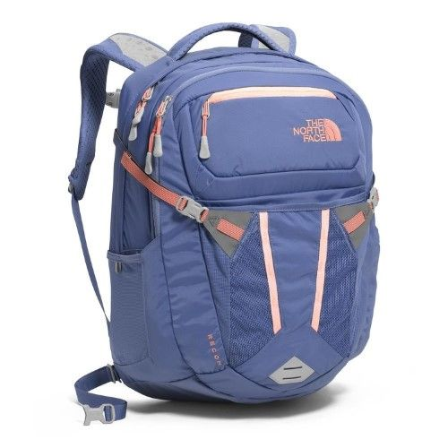 f2467ed26 The North Face Women's Recon Backpack, Coastal Fjord Blue/Feather ...