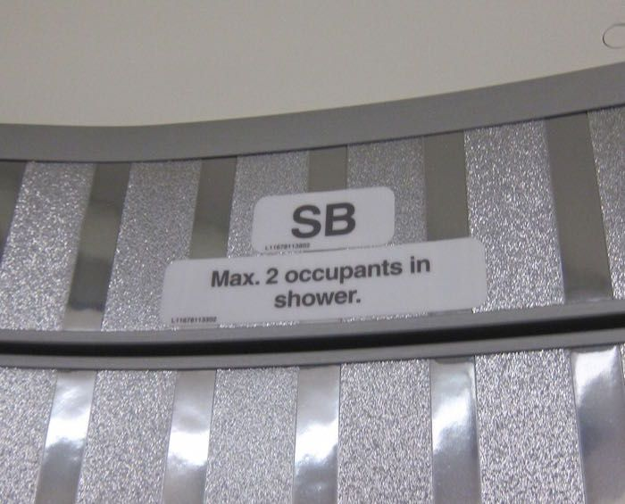 Here's a guide to using the Emirates A380 first class shower spa. How does it work, what are the limitations, etc.