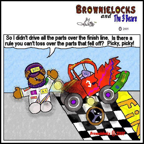 Daytona 500 & Indianapolis 500 History, Winners Statistics & Cartoon by Brownielocks. We are going to focus on engineering, mechanics, etc. Should be fun!