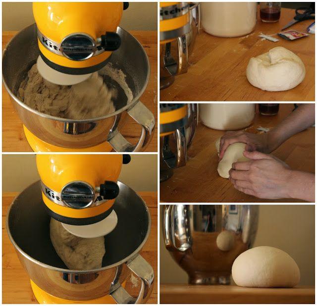 "The cooking astronomer: Este pan quedó ""la raja"""