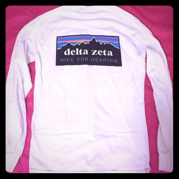 Tops - Delta Zeta Patagonia tee