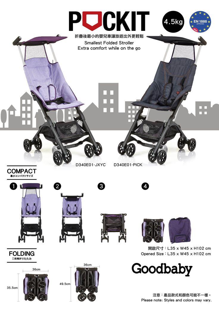 Babyland Baby World Baby Shop GOODBABY Pockit Stroller