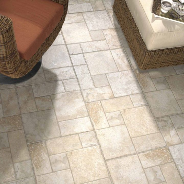 Create Floor Tile Patterns With This Modular Flooring Tile. The Textured  Finish And Slip Resistant