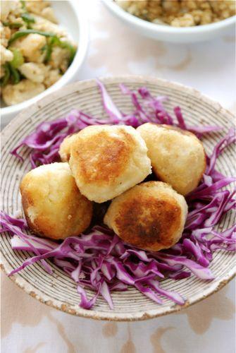 ふんわり軽〜い☆おからとおろしのお弁当ボール|vege dining 野菜のごはんPowered by Ameba