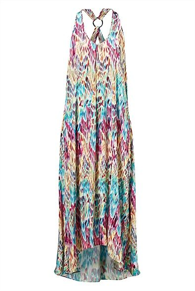 There will be plenty of clowning around, invitation juggling and roaring good times with this Witchery Strappy Trapeze Maxi Dress over the summer break!  #witcherywishlist
