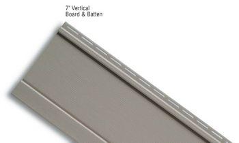 Vertical à baguette - Revêments en Vinyle   Produits de Bâtiment Gentek Canada