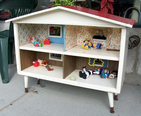 #dollhouse found at apartment therapy