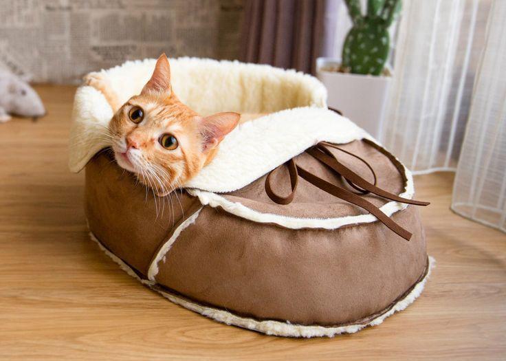 Unique Designer Pet Bed (Medium) for Cat, Small Dog and Pet…
