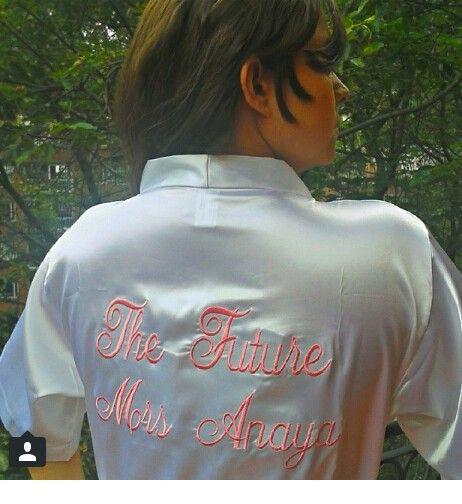 The Future Mrs Anaya