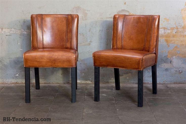 Meer dan 1000 idee n over lederen stoelen op pinterest for Lederen stoelen