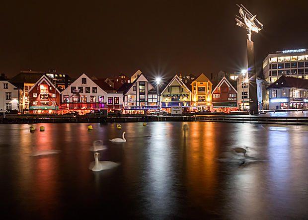 """""""Vågen i Stavanger"""" - Veggbilder Fotokunstner - Veggbilder.no"""