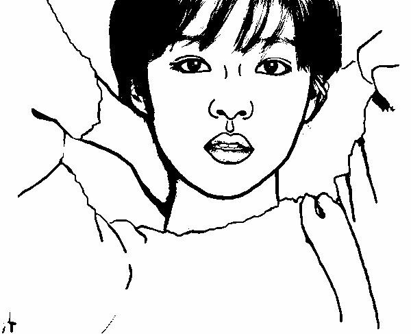 TWICE Jungyeon   #fanart