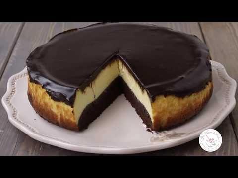 BROWNIE CHEESECAKE super golosa e facile ricetta Ho Voglia di Dolce - YouTube