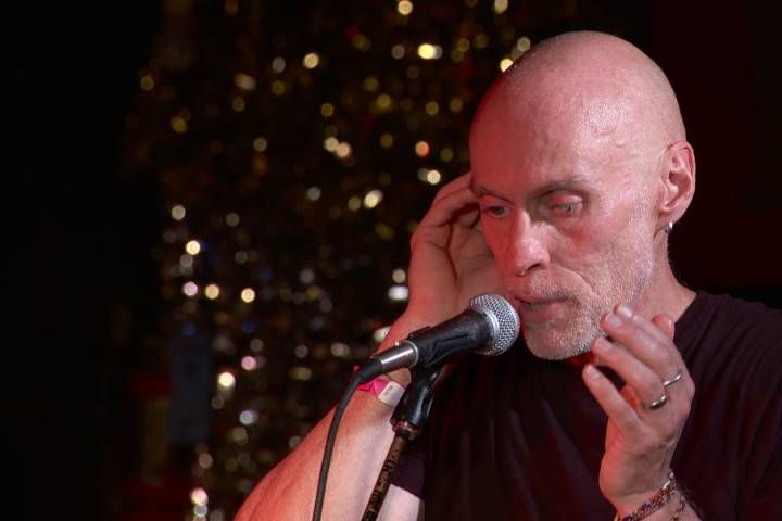 Spirit of the West's John Mann lends his voice to Alzheimer's Society music project