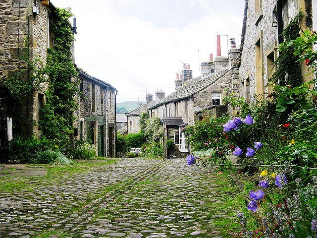 Grassington, York, England. SO amazing
