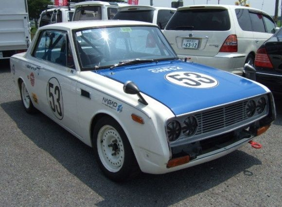1968 Toyota Corona RT55 GT5 Coupe