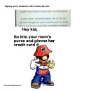 Nintendo Wii U network has a non-refundable fee of 50 cents? Don't most companies refund those charges?? http://martellgames.com/ pinned with Pinvolve