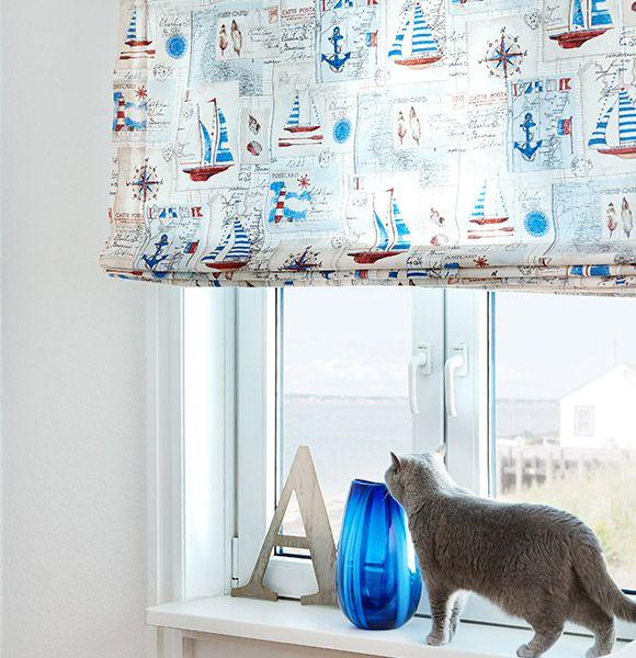Die besten 25+ Raffrollo nähen Ideen auf Pinterest Raffrollo - raffrollo f r wohnzimmer