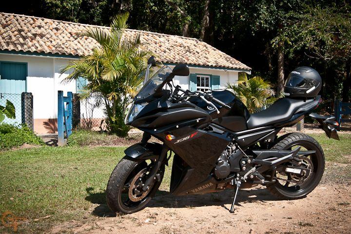 Uma moto por dia: Dia 145 – Yamaha XJ6 F   Osvaldo Furiatto Fotografia e Design
