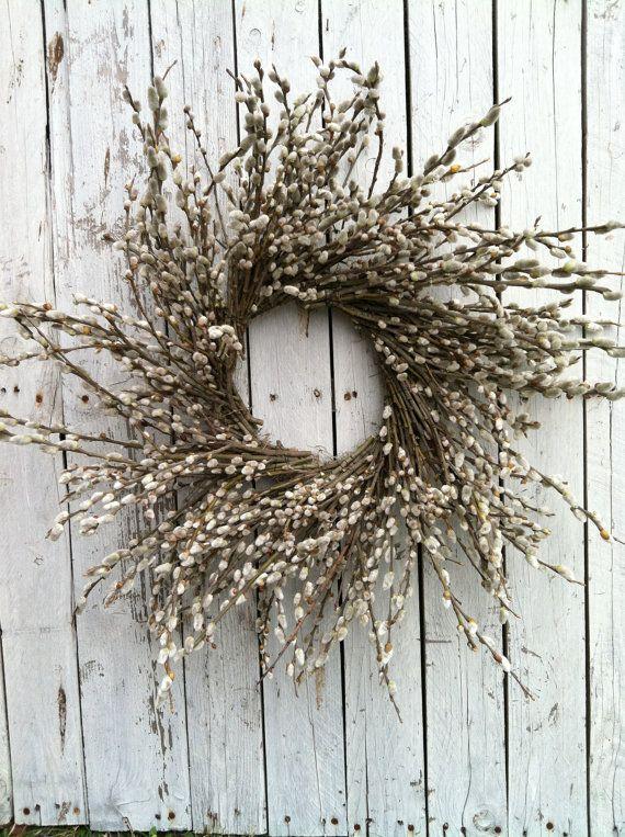 Best 25 Willow Wreath Ideas On Pinterest