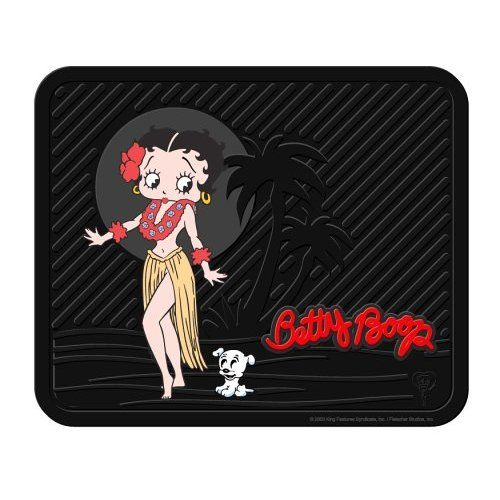 Betty Boop Utility Mat Aloha Style