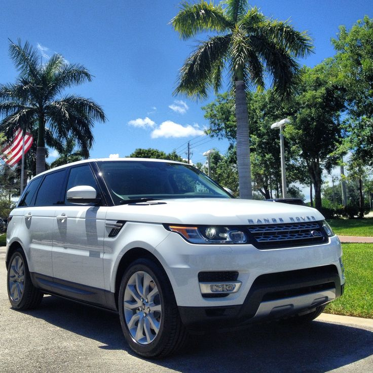 2014 Range Rover Sport At Land Rover Palm Beach! #LandRoverPalmBeach #LandRover #RangeRover http://www.landroverpalmbeach.com/