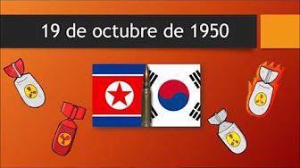 Guerra de Corea y Guerra de Vietnam