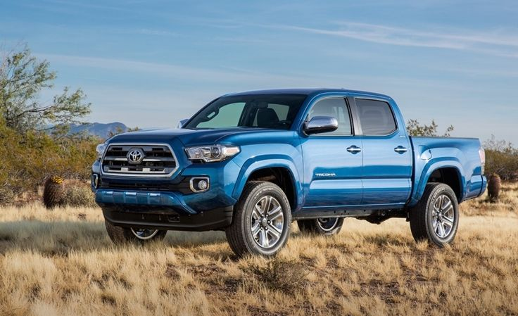 2016 Toyota Tacoma Redesign Concept